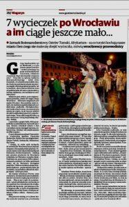gazeta wroclawska