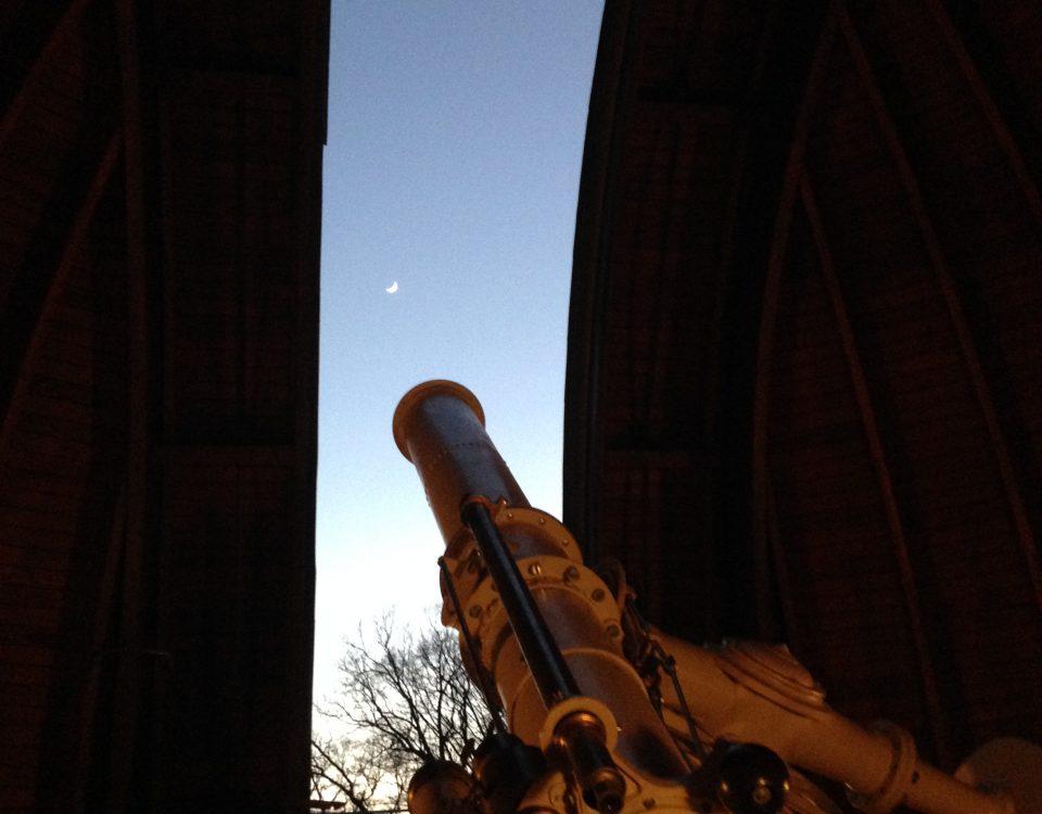 Obserwatorium Astronomiczne UW.