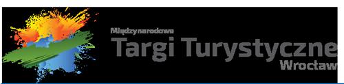 Logo Międzynarodowych Targów Turystycznych.