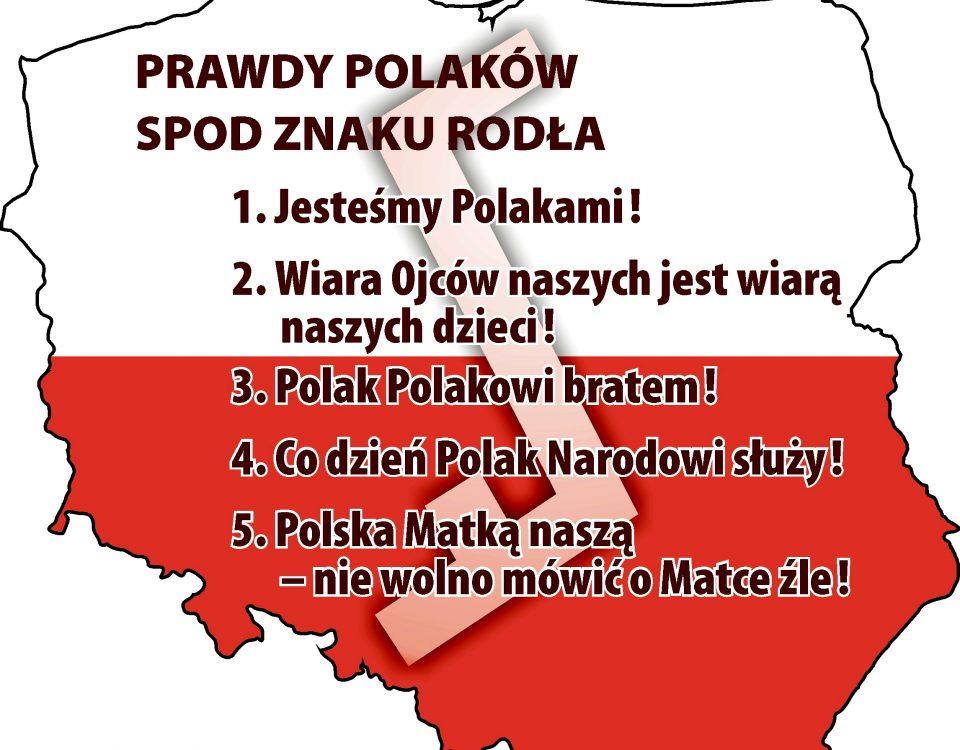 Prawdy Polaków spod Znaku Rodła
