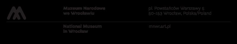 Logo Muzeum Narodowego we Wrocławiu