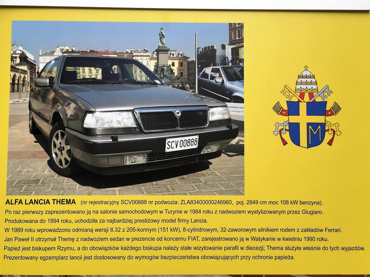 Alfa Lancia Thema
