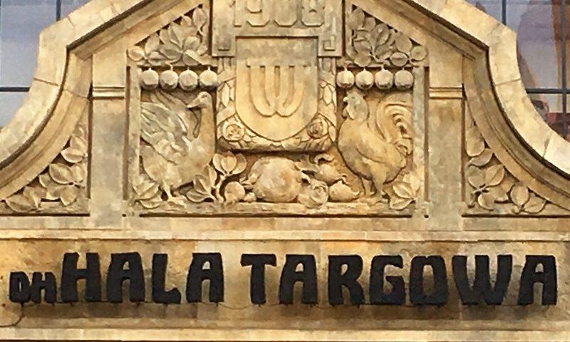 Hala Targowa.
